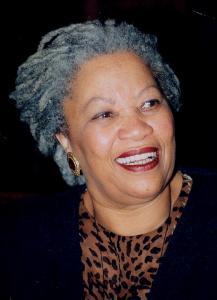 Toni Morrison at the Enoch Pratt Library, January 29, 1998